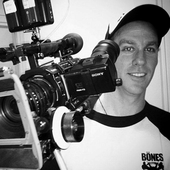 Shaun - Videographer and DOP
