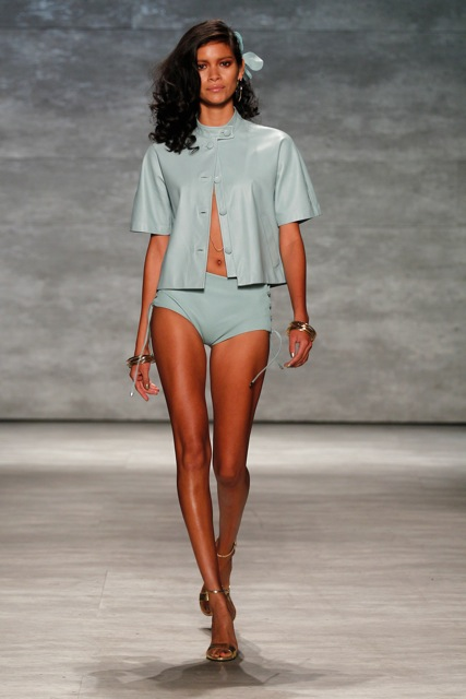 GEORGINE Spring Summer 2015 Look-5