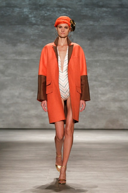 GEORGINE Spring Summer 2015 Look-16