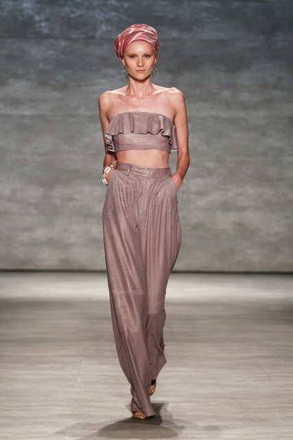 GEORGINE Spring Summer 2015 Look-18
