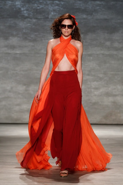 GEORGINE Spring Summer 2015 Look-21