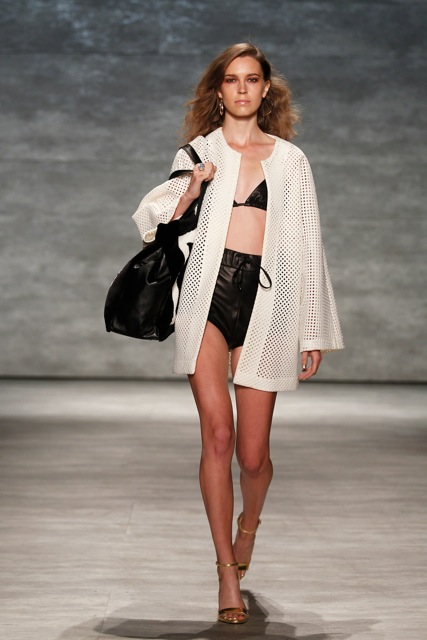 GEORGINE Spring Summer 2015 Look-30