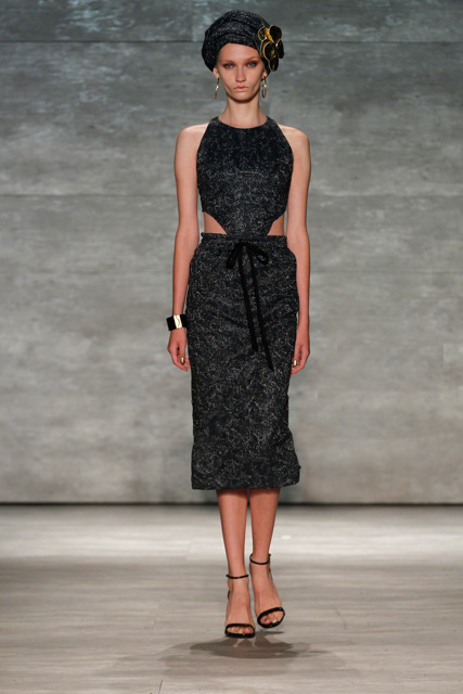 GEORGINE Spring Summer 2015 Look-27