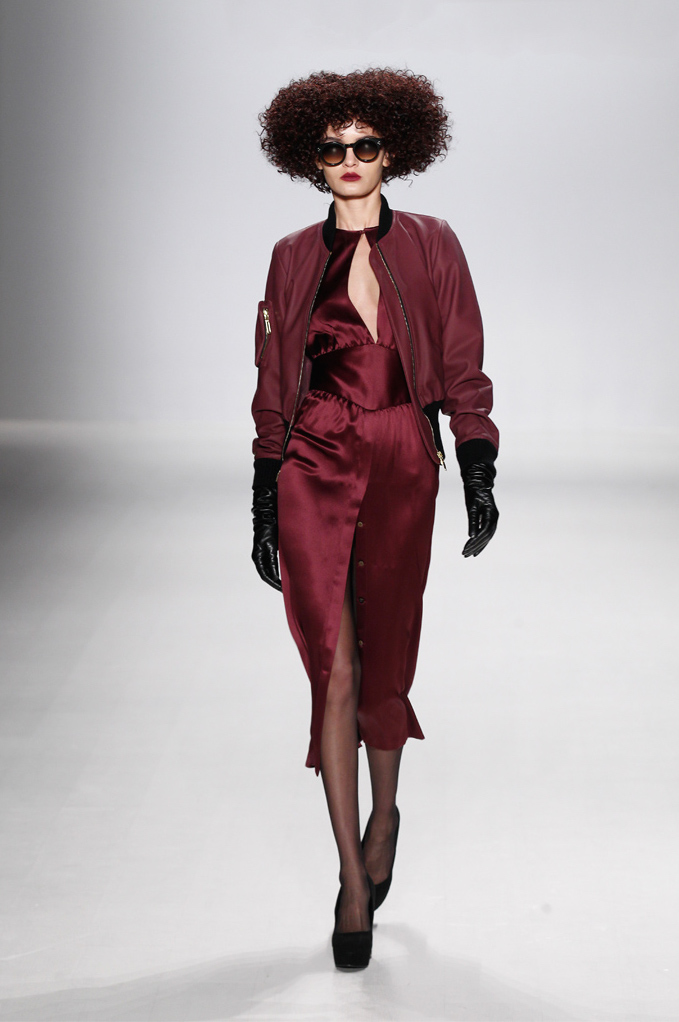 GEORGINE Fall Winter 2015 Look-1