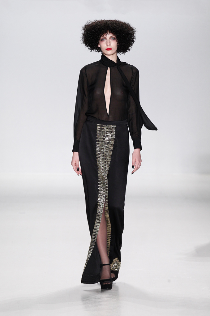 GEORGINE Fall Winter 2015 Look-24