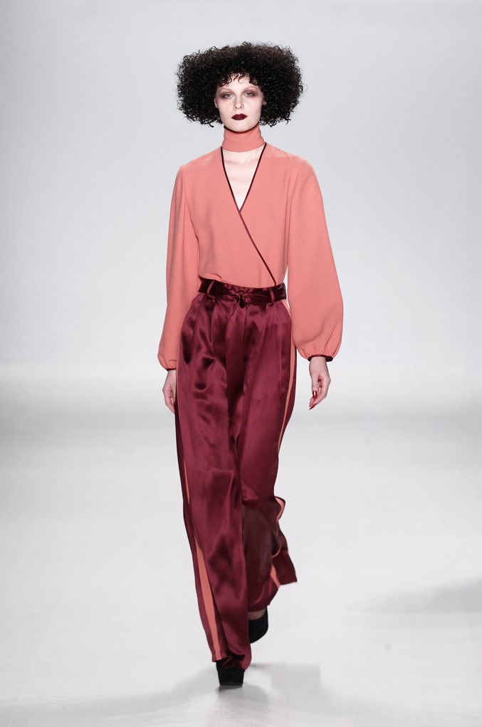 GEORGINE Fall Winter 2015 Look-6