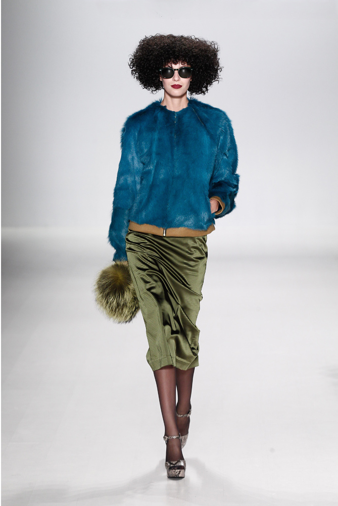 GEORGINE Fall Winter 2015 Look-17