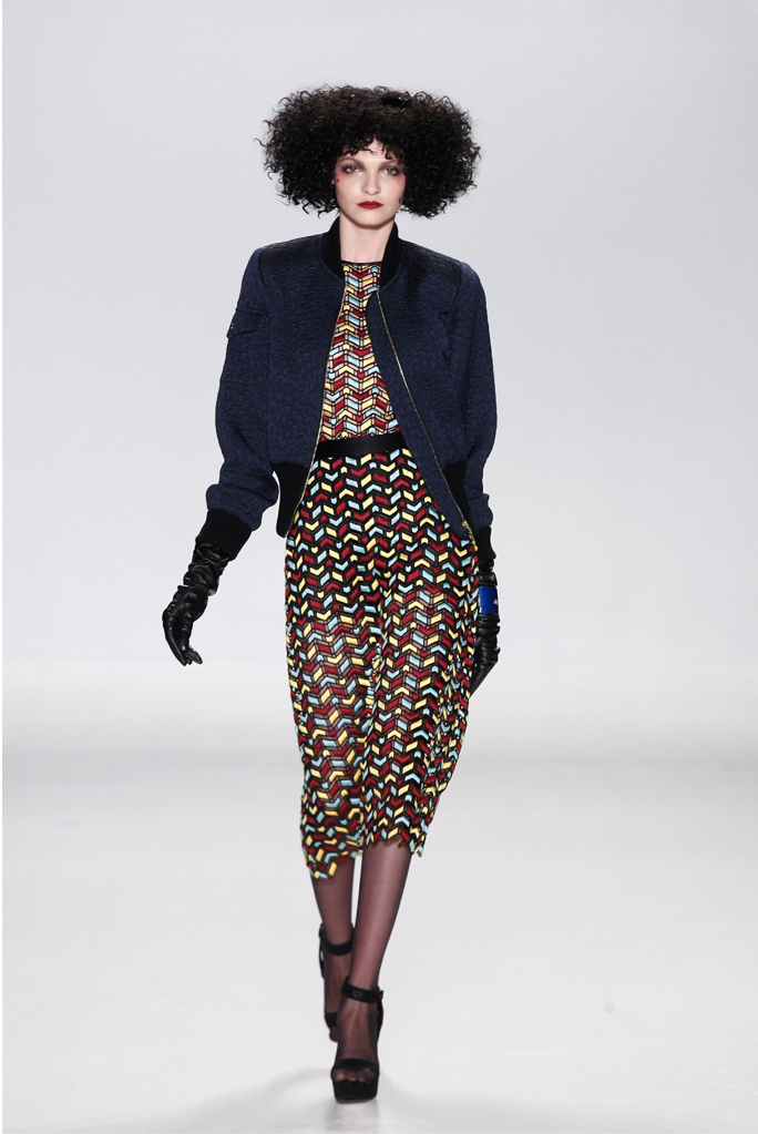 GEORGINE Fall Winter 2015 Look-14