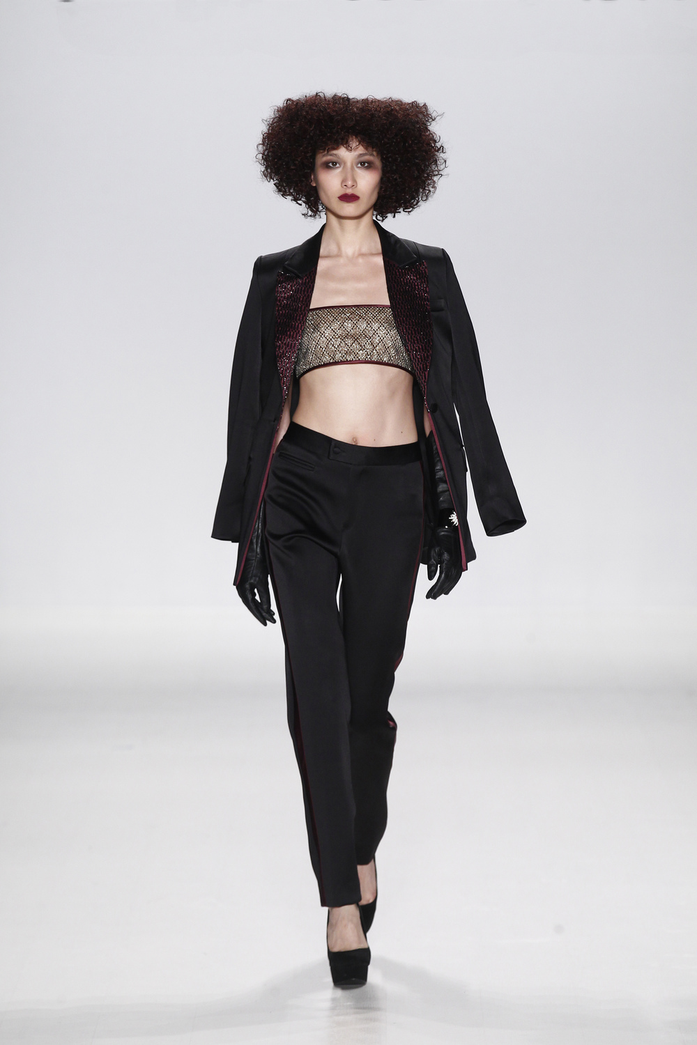 GEORGINE Fall Winter 2015 Look-22