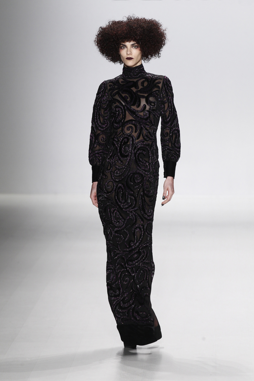 GEORGINE Fall Winter 2015 Look-21