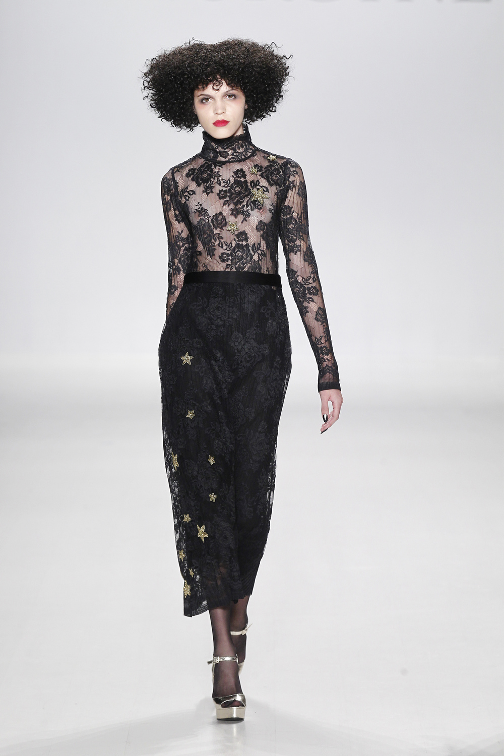 GEORGINE Fall Winter 2015 Look-23