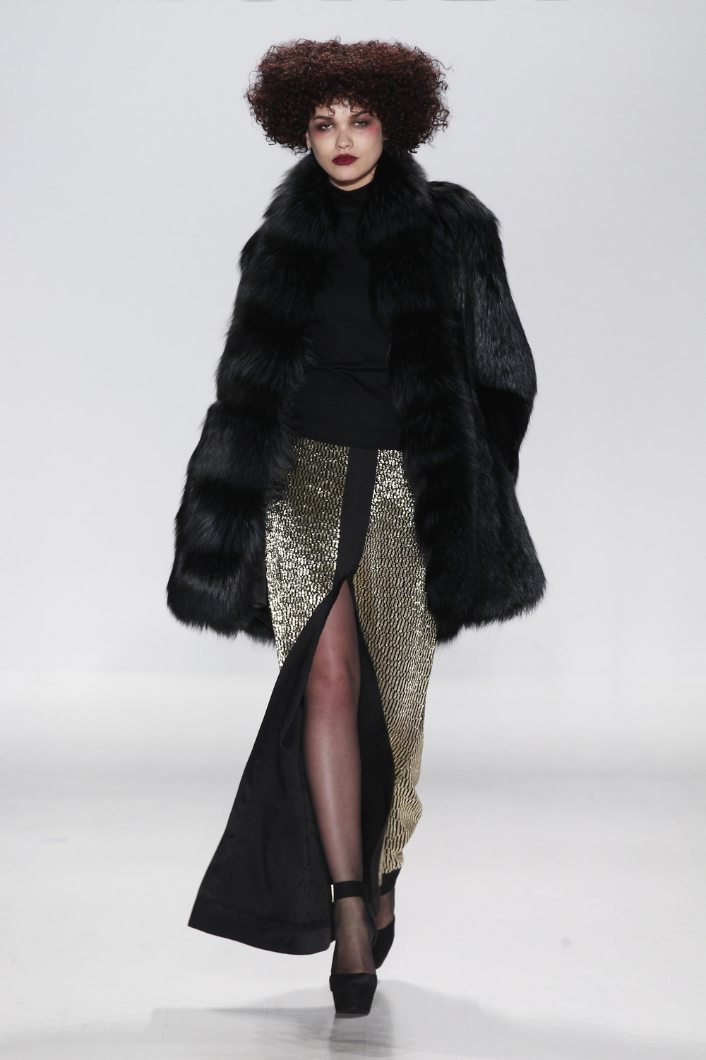 GEORGINE Fall Winter 2015 Look-25