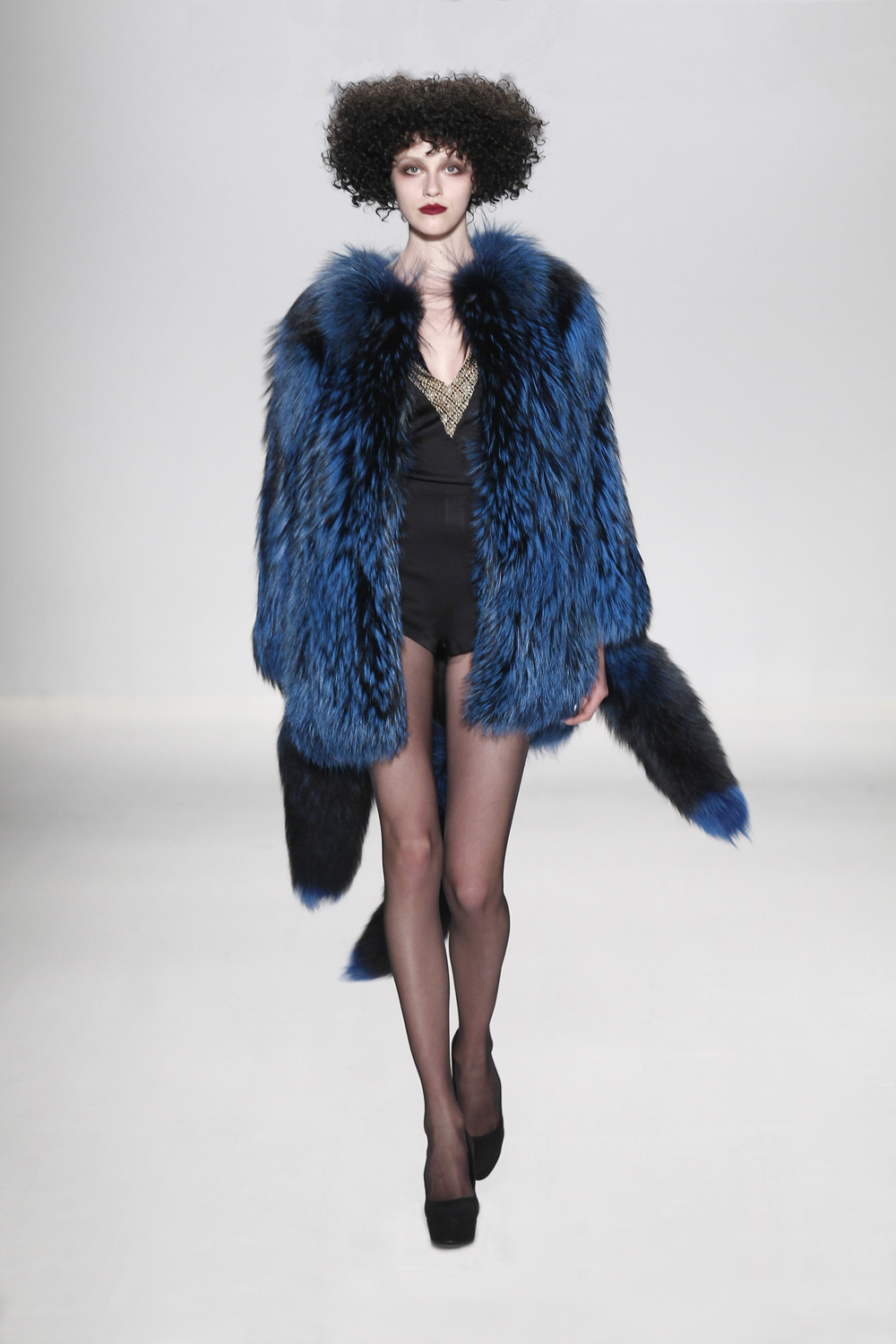 GEORGINE Fall Winter 2015 Look-31