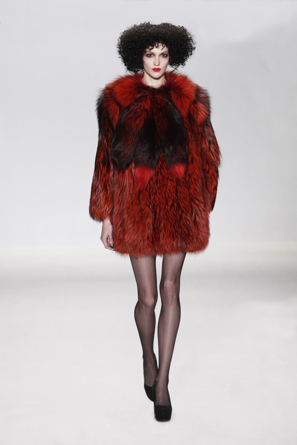 GEORGINE Fall Winter 2015 Look-30