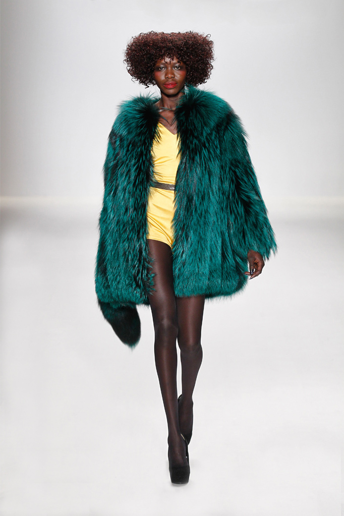 GEORGINE Fall Winter 2015 Look-29