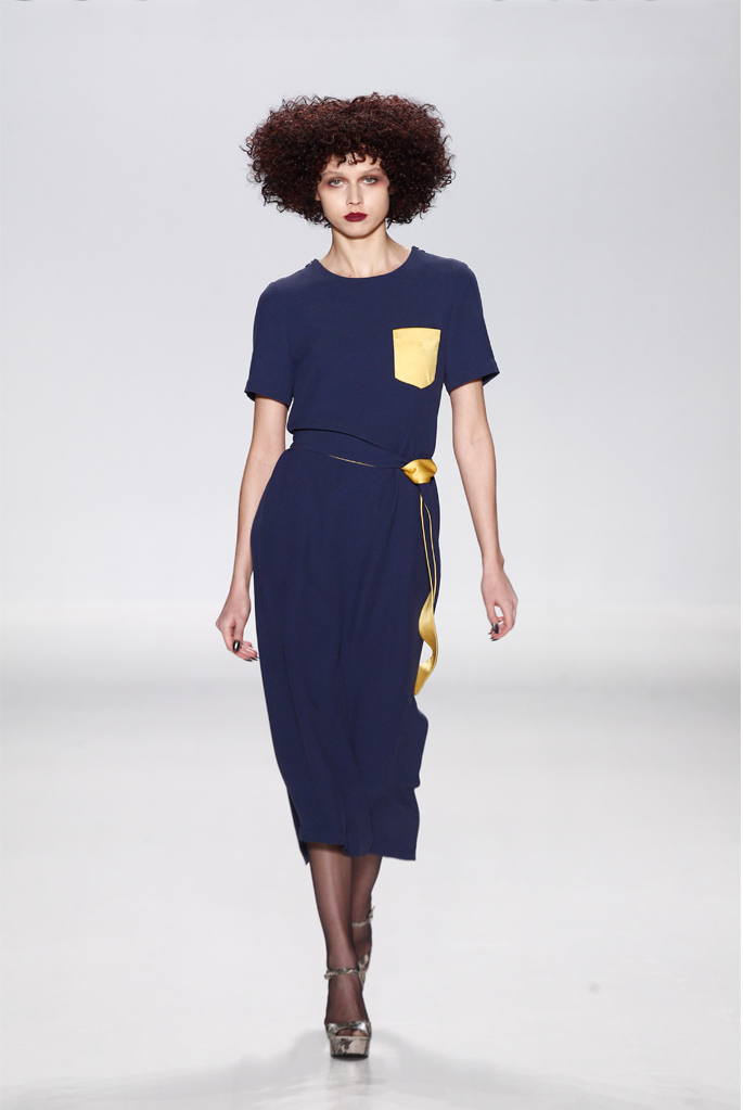 GEORGINE Fall Winter 2015 Look-16