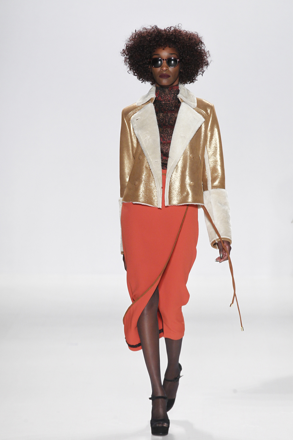GEORGINE Fall Winter 2015 Look-11