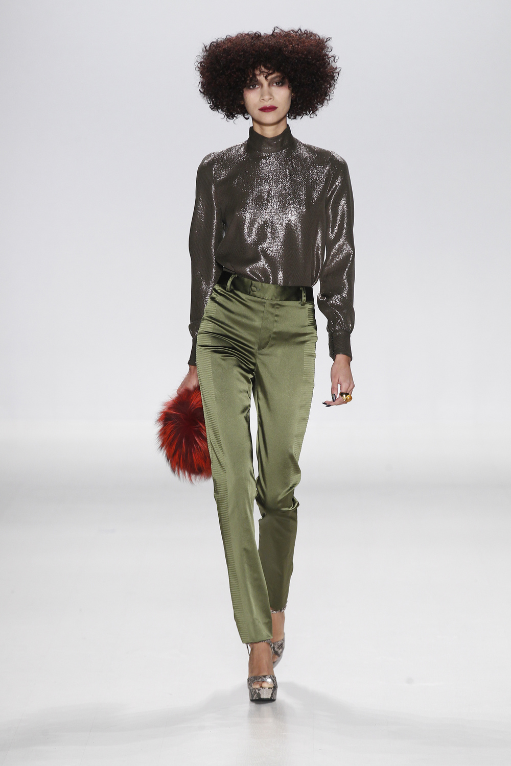 GEORGINE Fall Winter 2015 Look-19