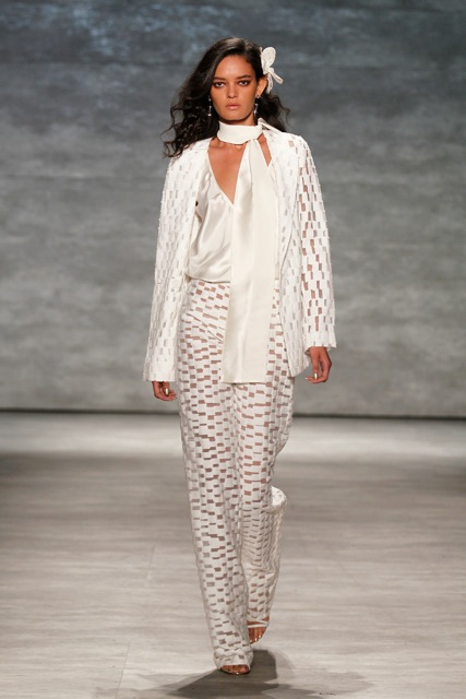 GEORGINE Spring Summer 2015 Look-12