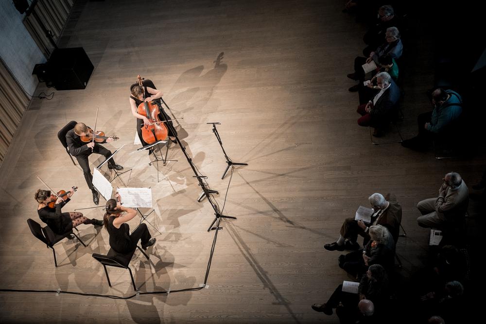 Quatuor MP4