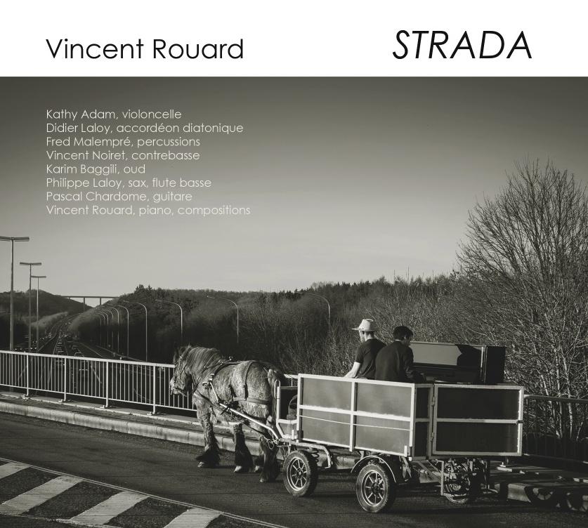 Strada - Vincent Rouard