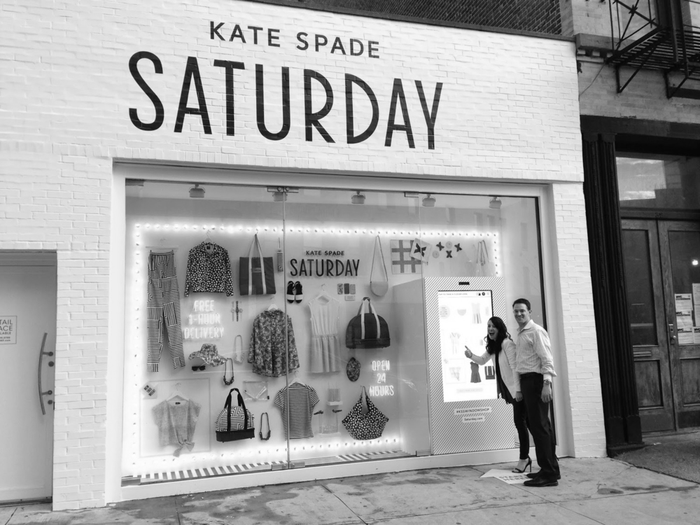 Kate Spade yeBay, aparadors del futur.