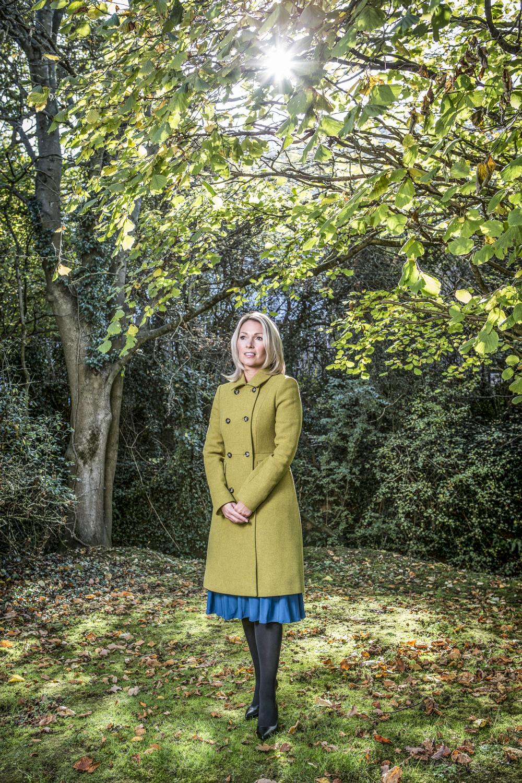 Gemma Tumelty  of HR Dept