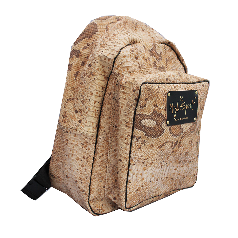High Spirit Bags Sand Snake Backpack F.png