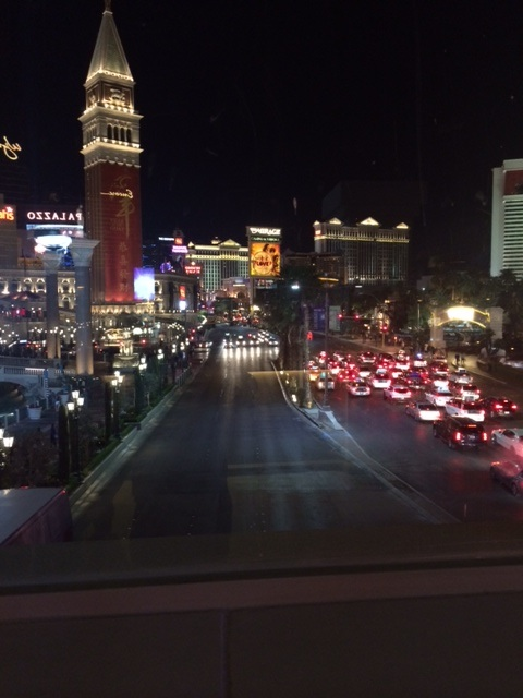 The Strip.