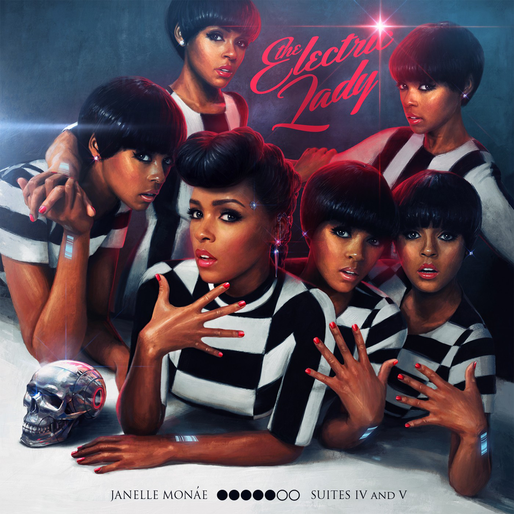 Janelle Monae - The Electric Lady