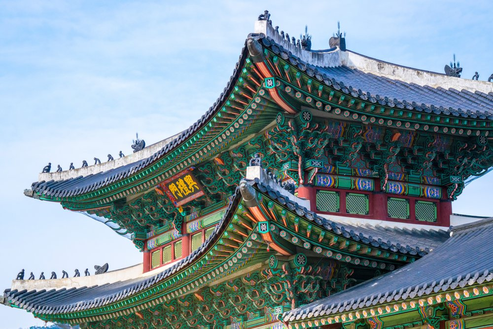 south korea architecture