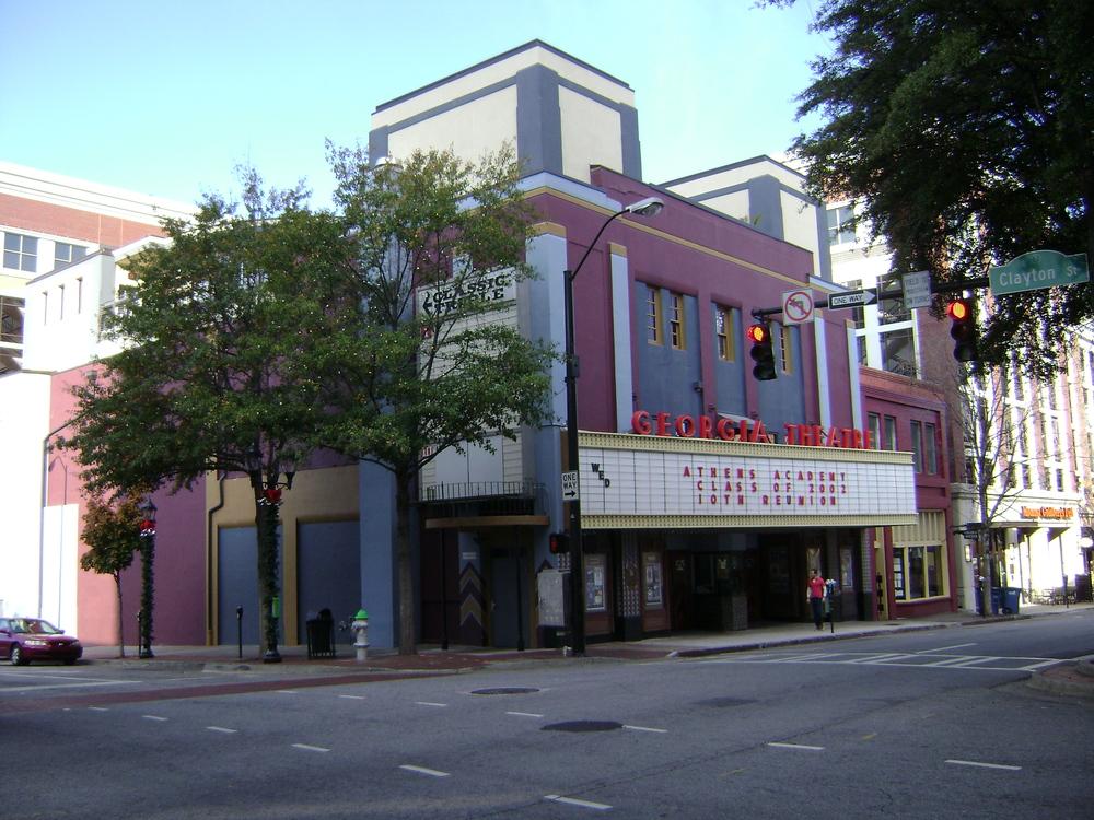 Georgia Theatre Photo By Michael Rivera