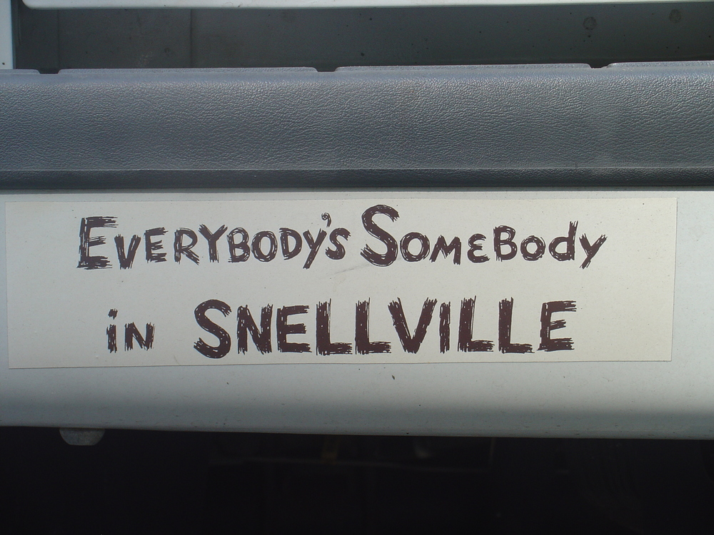 everybody's somebody in Snellville Metal Roofs