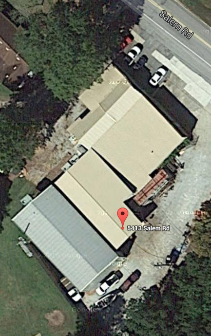 RCA Metal Roofs Covington GA Commercial Metal Roofs