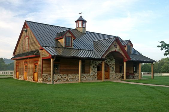 Standing Seam Dream Barn