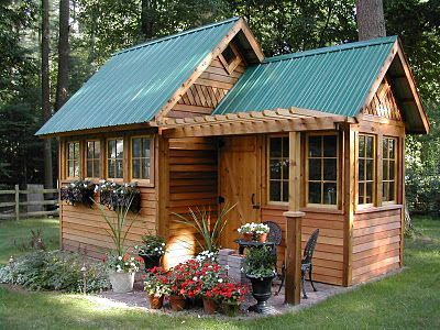 Tiny House Nation Sustainable Roof