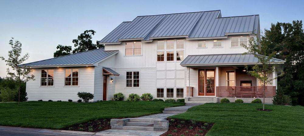 Modern Twist On Farm House Style