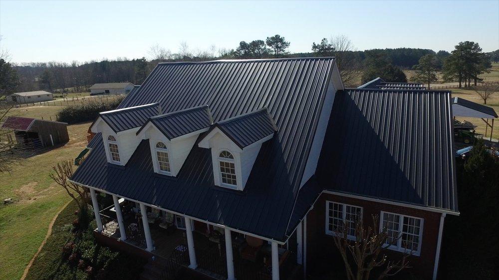 Atlanta Metal Roofs Home Page