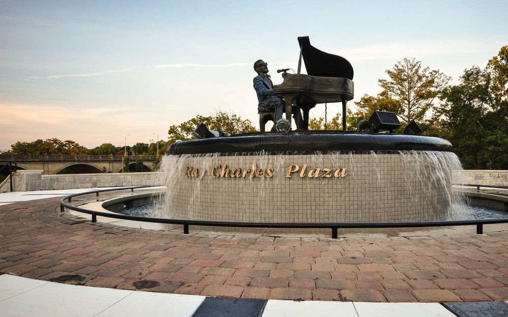Ray Charles Plaza