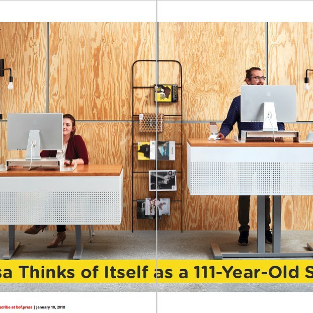 is highlighted in this weeks Business of Furniture, take a look  www.hellomontisa.com #thisismontisa