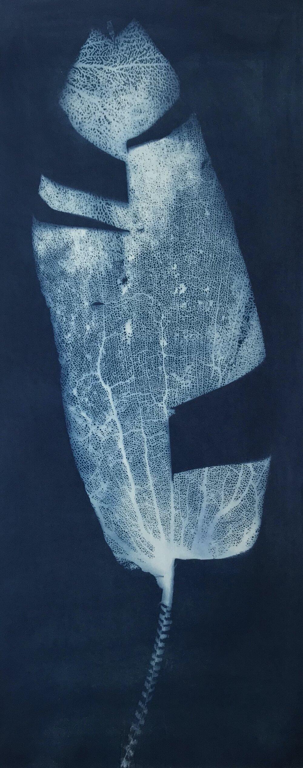 Banana Leaf, 40 x 95cm, £950.00