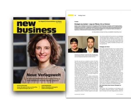 Erschienen: new business Ausgabe 06/2017