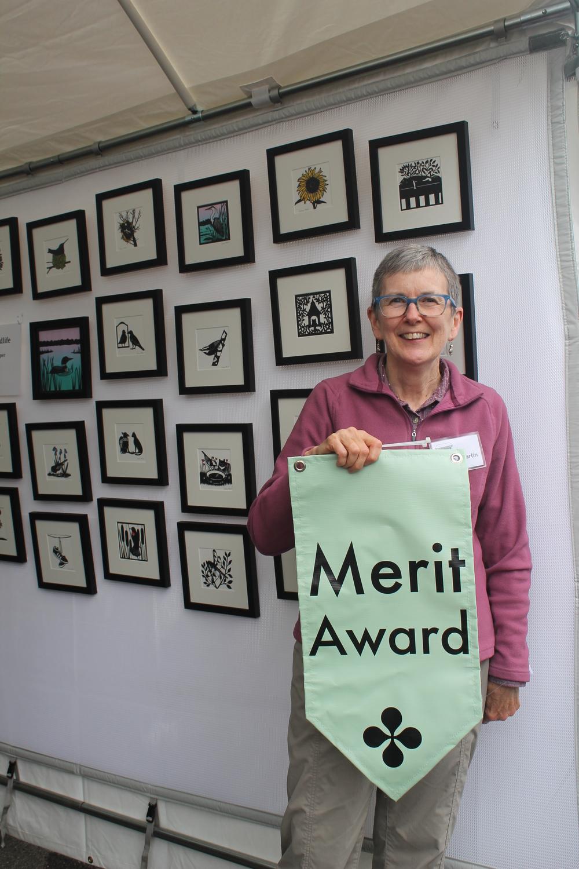 Merit Award: Andrea Martin - Paper