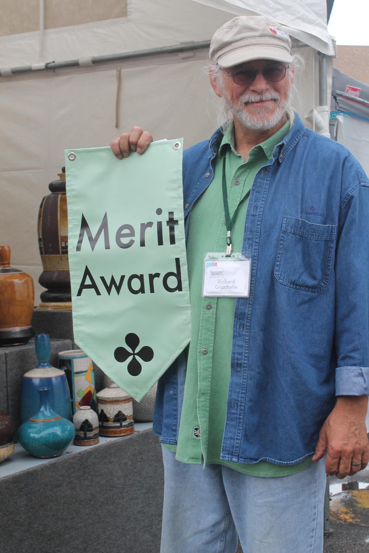 Merit Award: Richard Gruchalla and Carrin Rosetti