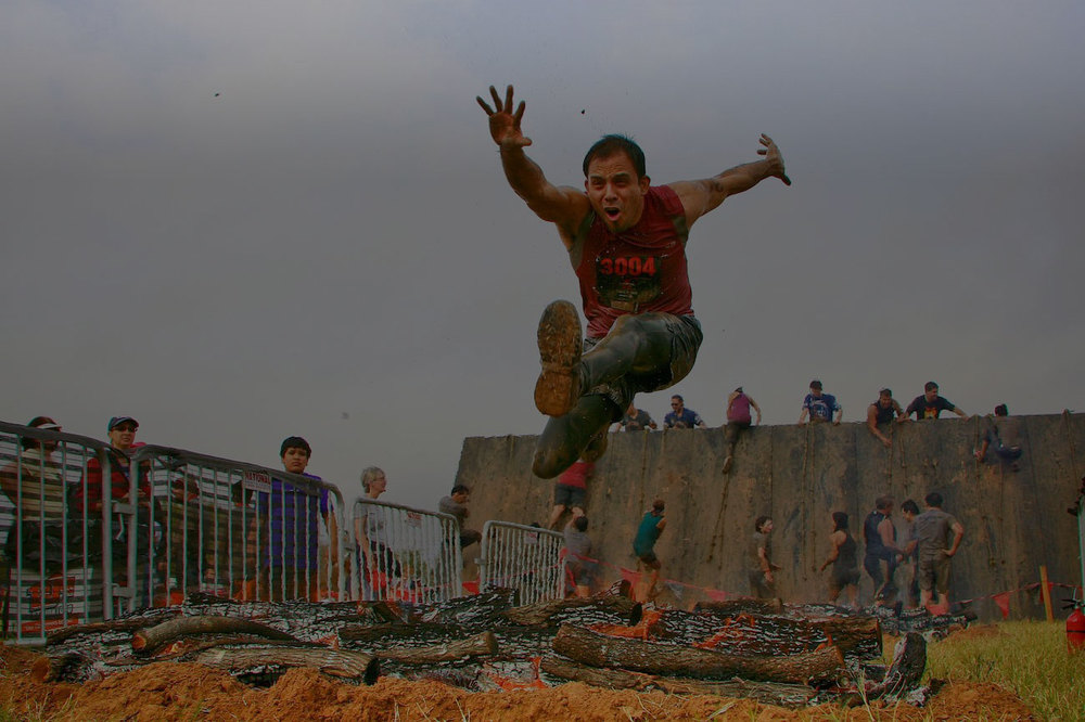 Commit. Crush. Conquer.   Gladiator     Rock N' Run    Register Now