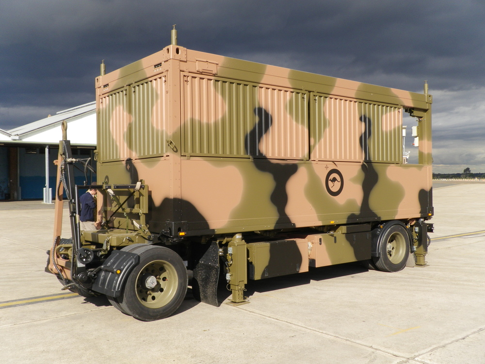 Transportable Air Operations Tower (TAOT) Mobility Systems