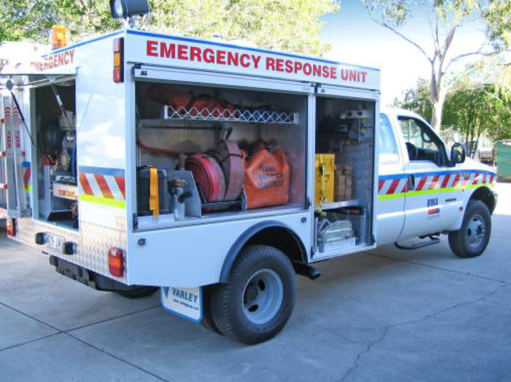 Light Emergency Response Appliance