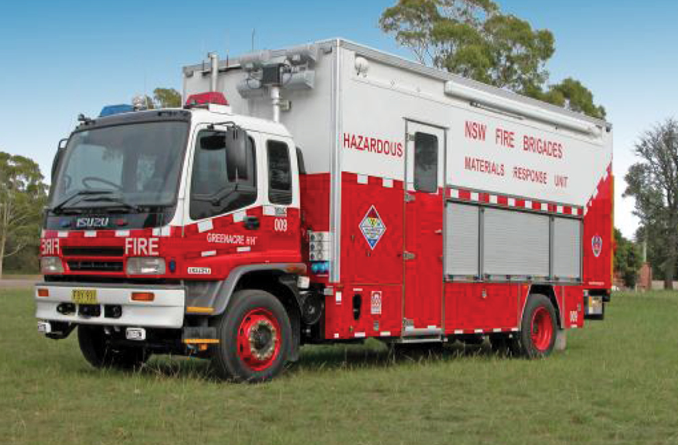 NSW Heavy Hazmat