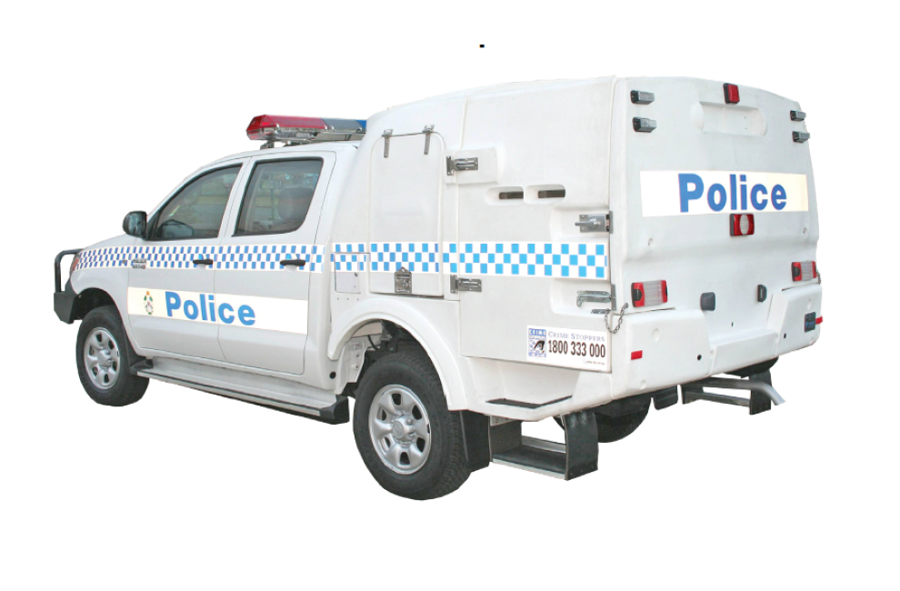 Police Prisoner Transport