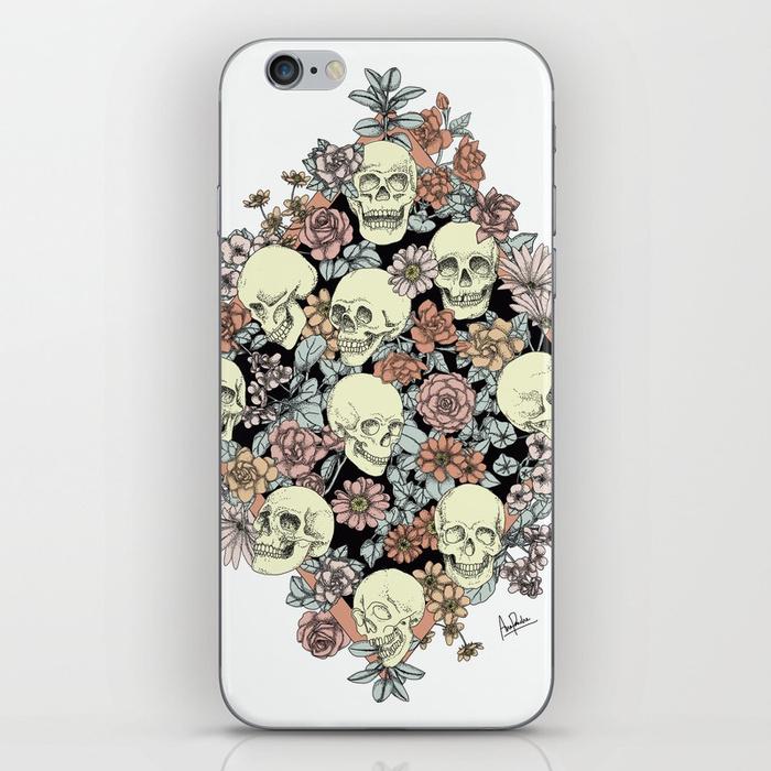blooming-skulls-phone-skins.jpg